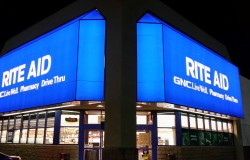 Rite Aid Canopy Signs